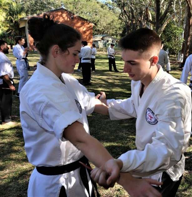 Adult Karate Main, High Impact Martial Arts and Health Studio