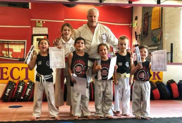 Kids Karate2, High Impact Martial Arts and Health Studio