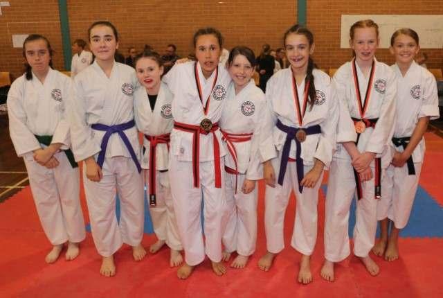 Kids Karate3, High Impact Martial Arts and Health Studio