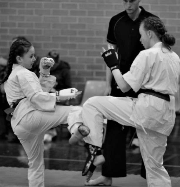 Main, High Impact Martial Arts and Health Studio