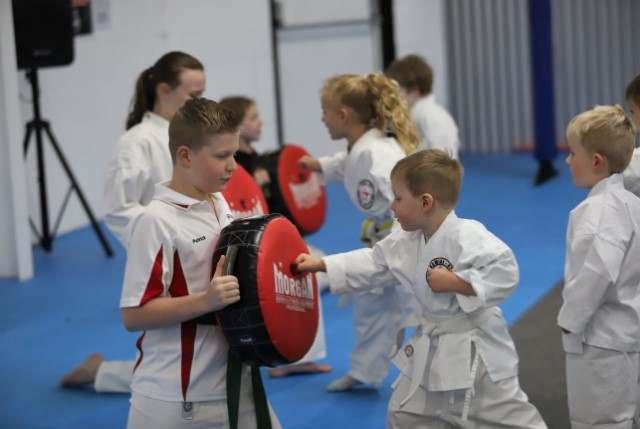 Preschoolm2, High Impact Martial Arts and Health Studio