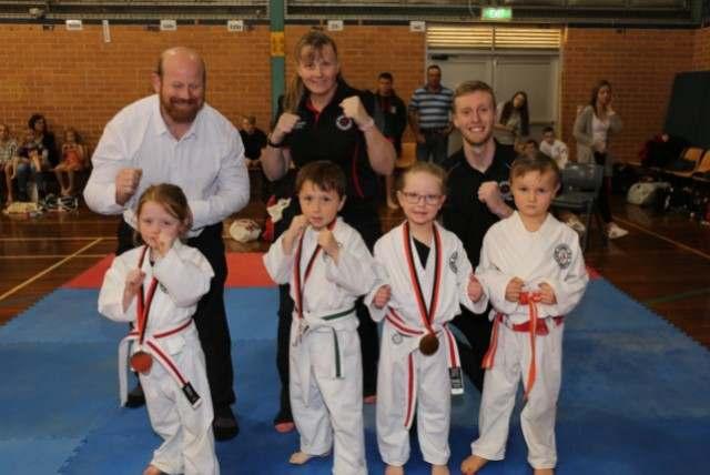 Preschoolma1, High Impact Martial Arts and Health Studio