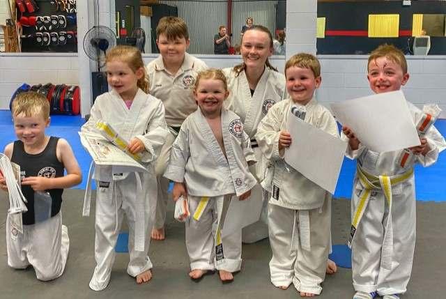 Preschoolma3, High Impact Martial Arts and Health Studio